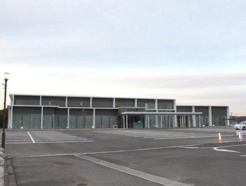 岐阜県産業保健センター 新築工事