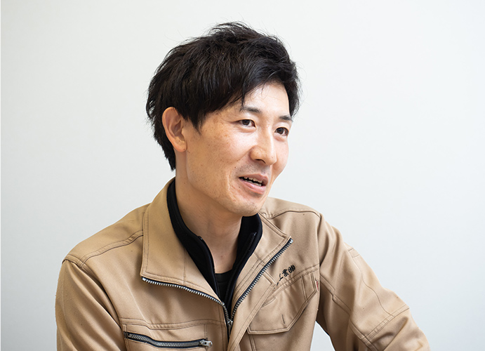 辻井 勇毅 さん